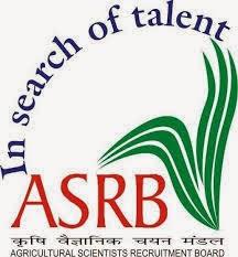 ASRB Vacancy 2014
