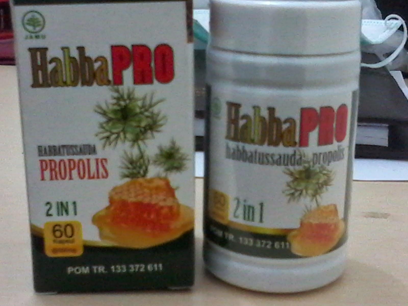 Habbapro Kapsul Habbatussauda Dan Propolis Umara Store Msi Merupakan Perpaduan Antara Yang Digabungkan Menjadi Satu Dikemas Dalam Bentuk Herbal Ini Sudah