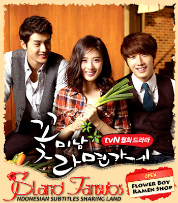 Subtitle Indonesia Flower Boy Ramyun Shop