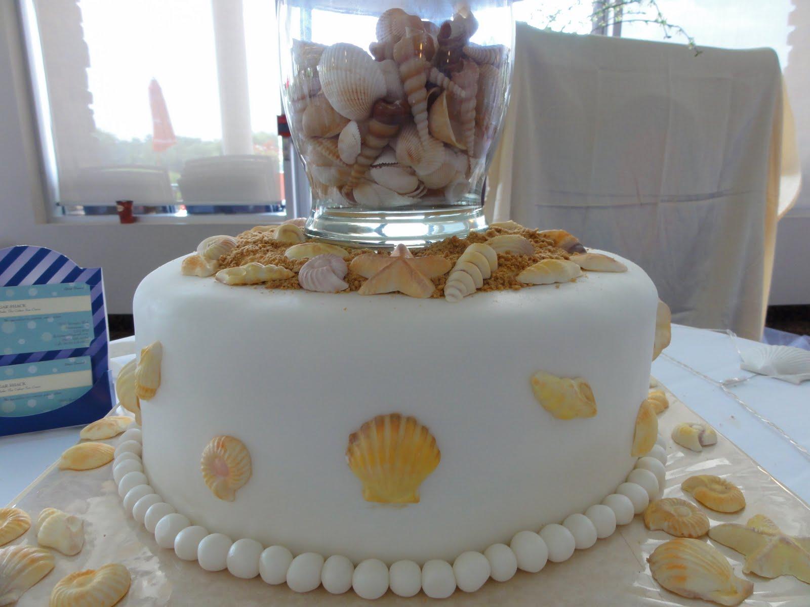Sugar Shack Coral Beach cake