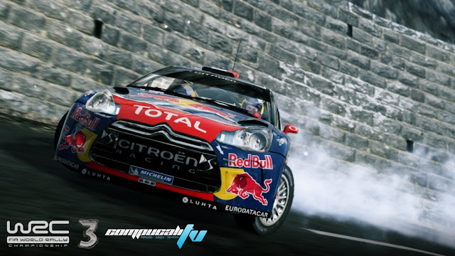 WRC World Rally Championship 3 PC Full Descargar 2012 Skidrow