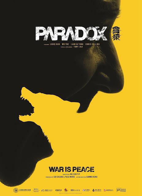 Paradox (2017) ταινιες online seires oipeirates greek subs