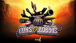 Guns-and-Robot