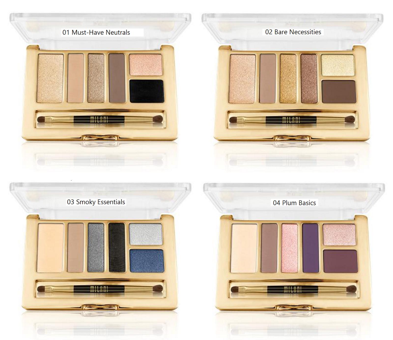 Everyday eyeshadow palette