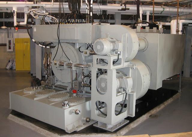 EMALS generator