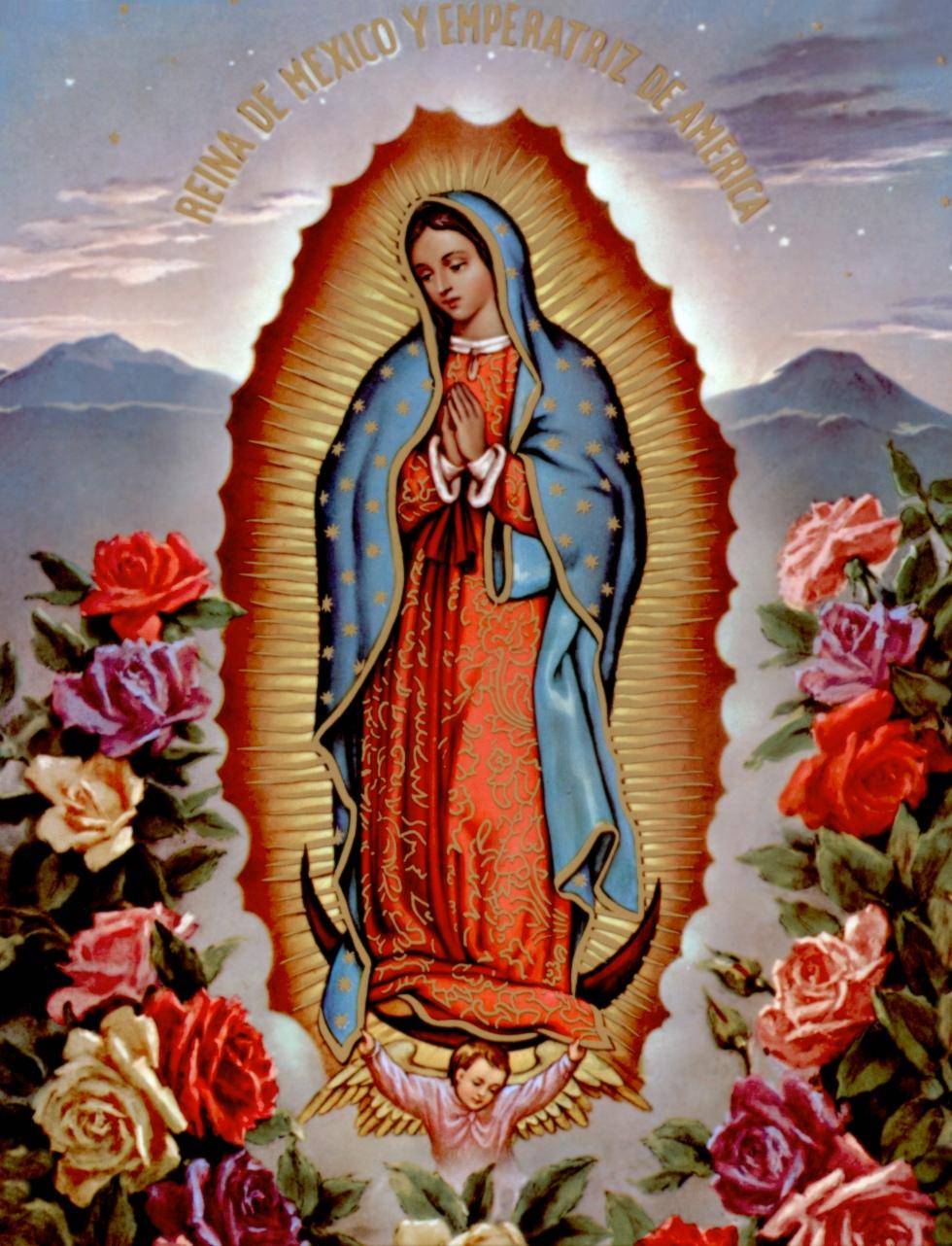 Madonna como una virgen original