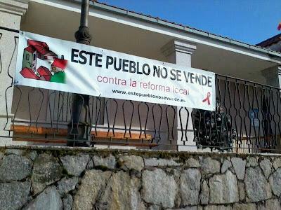 Guijo de Ávila, este pueblo no se vende, contra la reforma local