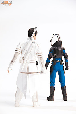 Hot Toys 2013 Preview - GI Joe Storm Shadow - Prometheus