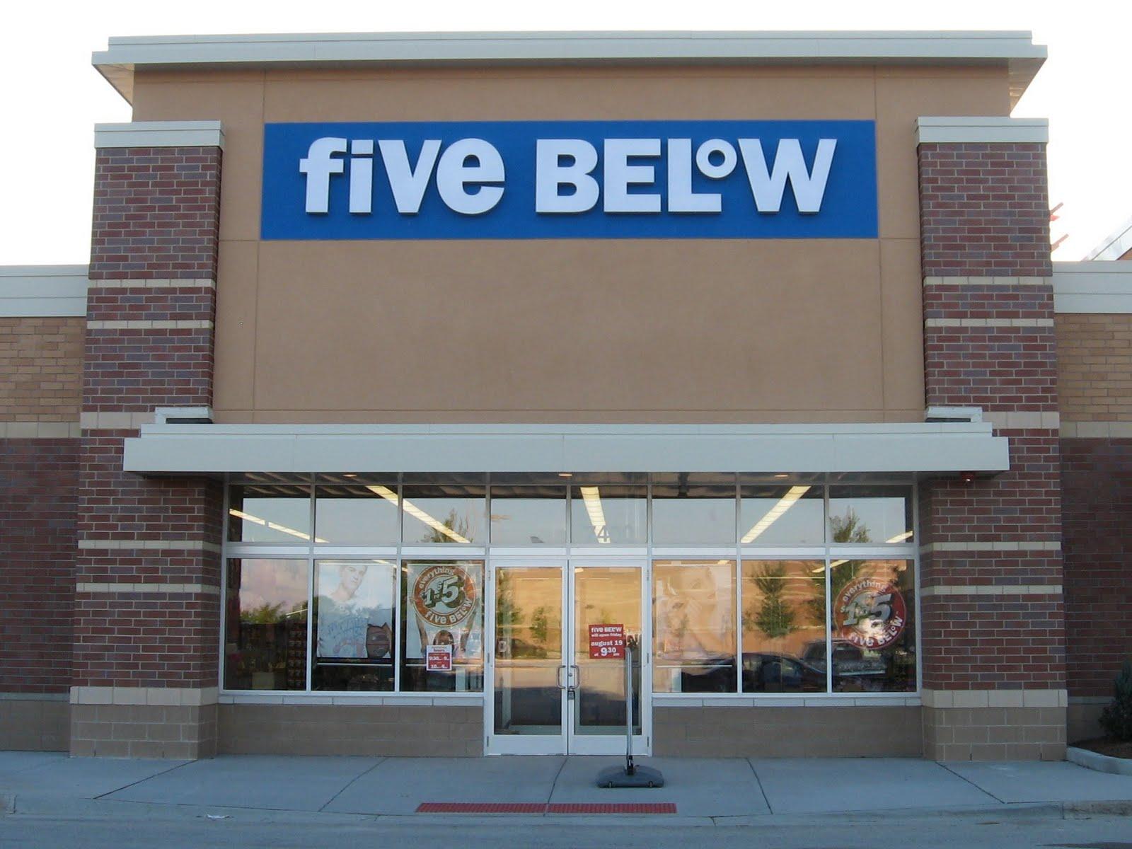 Is Five Below Open On Thanksgiving