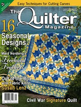 The Quilter Magazine Aug/Sept 2011