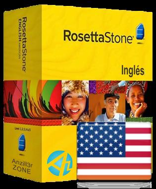 Descargar Rosetta Stone Inglés (Americano) Full