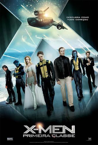 baixar Filme X-Men: Primeira Classe AVI 2011