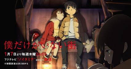 10 Anime Season Winter (Musim Dingin) 2016 Paling Ditunggu Versi Nico Nico Douga