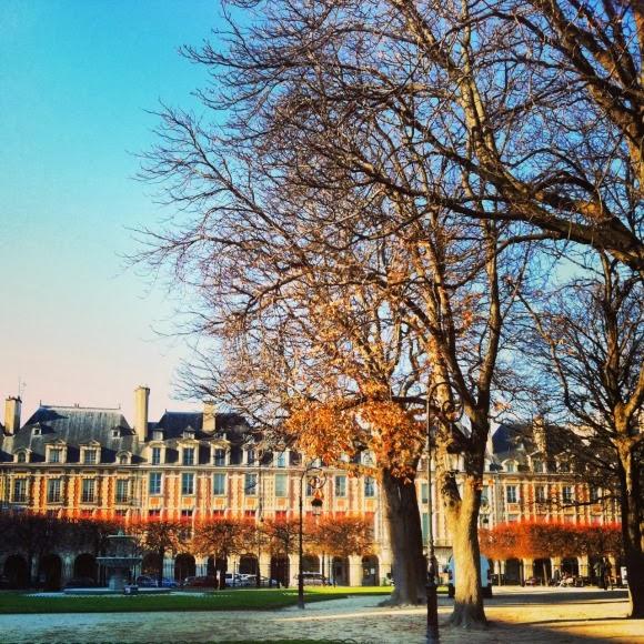 Plaçe des Vosges