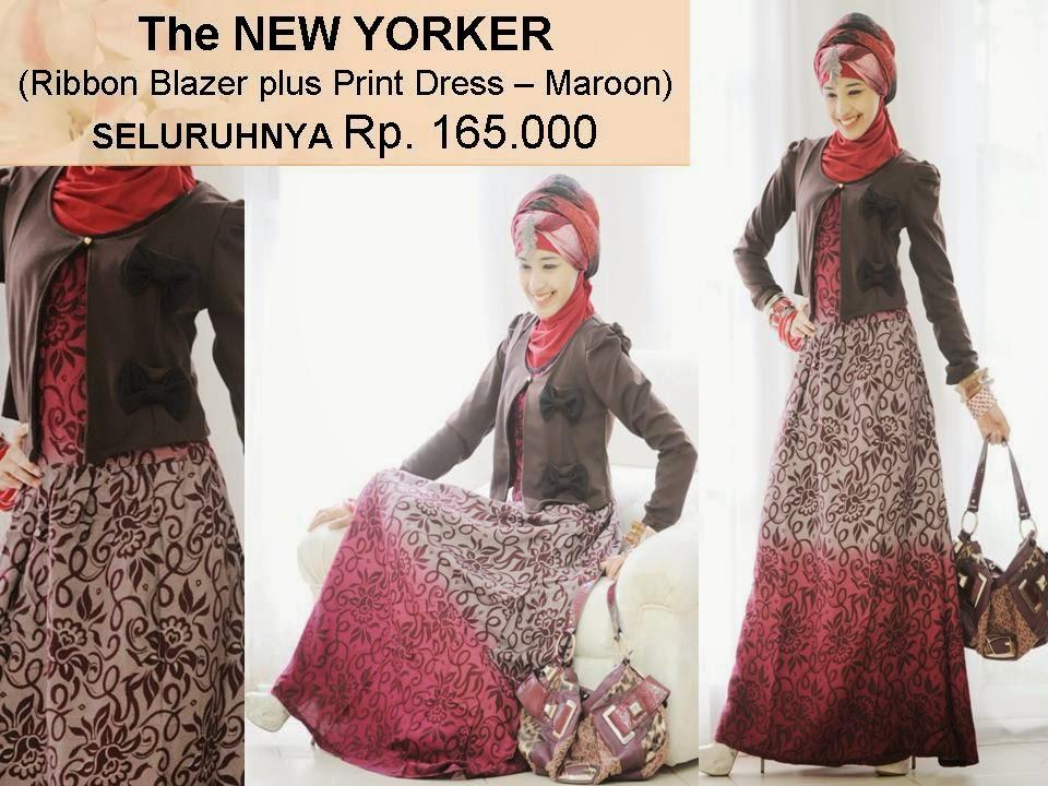 Foto Model Baju Kebaya Muslim Modern