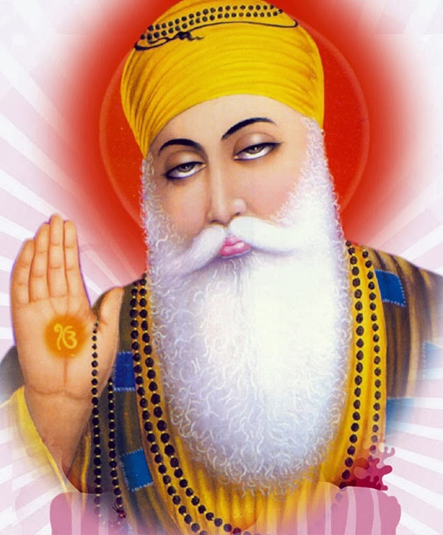 information on guru nanak