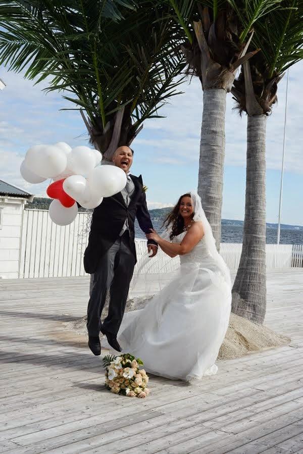 Bryllupet vårt 10.05.14