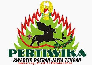 Logo Perti Wirakartika 2014 Kwarda Jateng