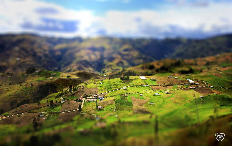 14. Photograph Noon Landscape by Cristhian González