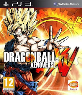 Download - Dragonball Xenoverse - PS3 - [Torrent]