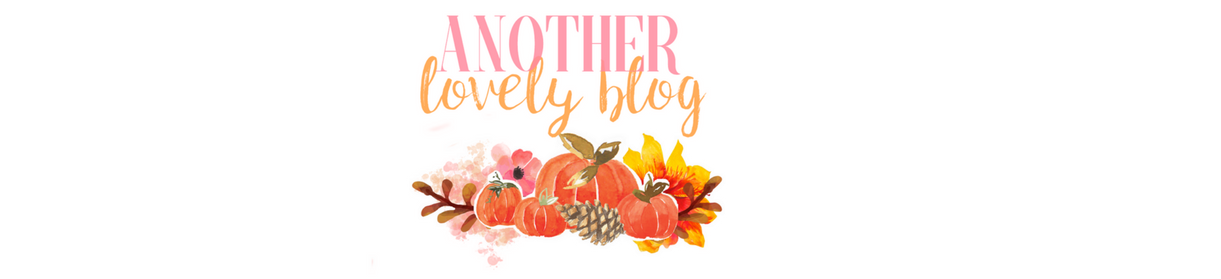 Another Lovely Blog!