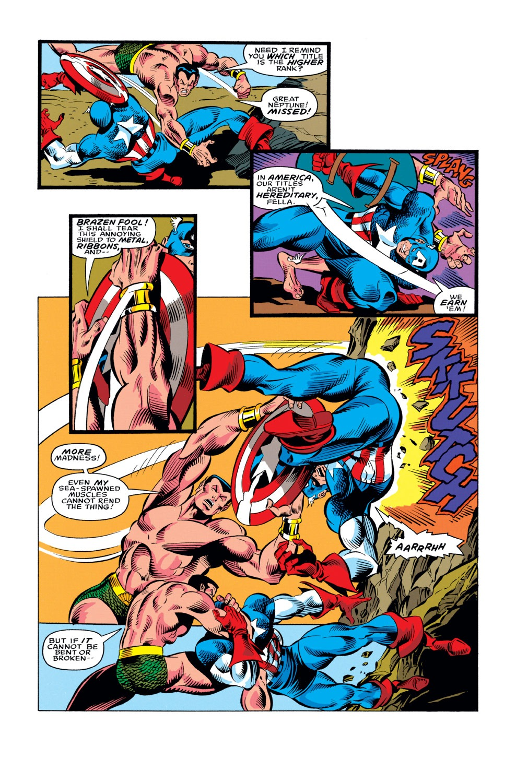 Captain America (1968) Issue #423 #373 - English 17