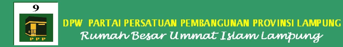 DPW PPP LAMPUNG