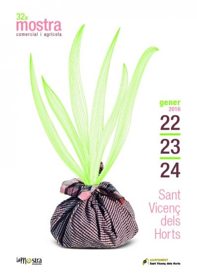 """32 edició de """"La Mostra comercial i agrícola"""" de St Vicenç dels Horts"""