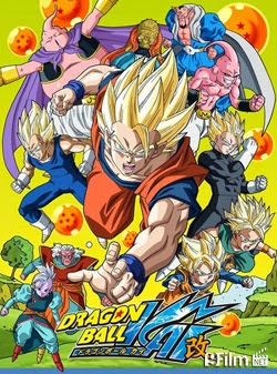 Dragon Ball Kai 2014 poster