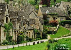 Bibury desa indah di Inggris