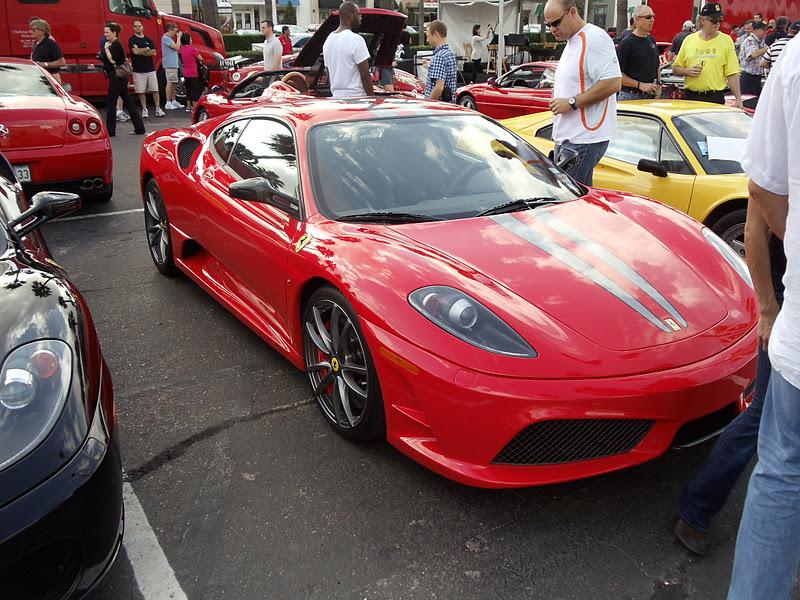Carjunkies Car Review First Impression Ferrari F430 Scuderia