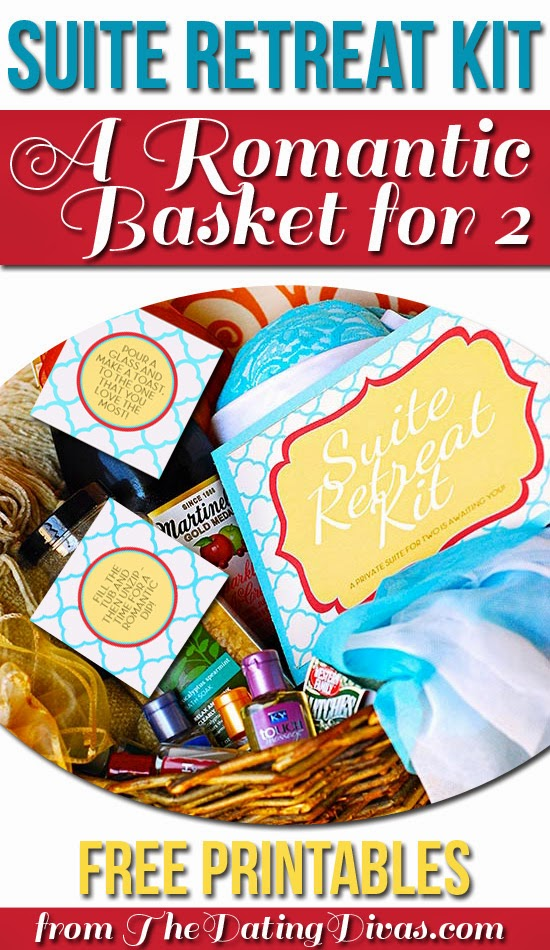 Suite Retreat Kit Printable pack