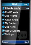 rename 2go friends username