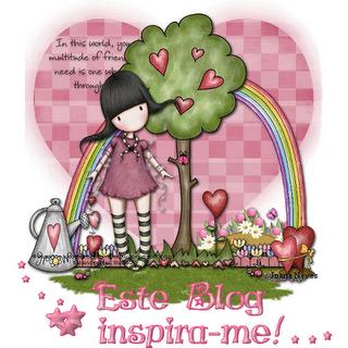 selo que ganhei Blog Feito Por Maria