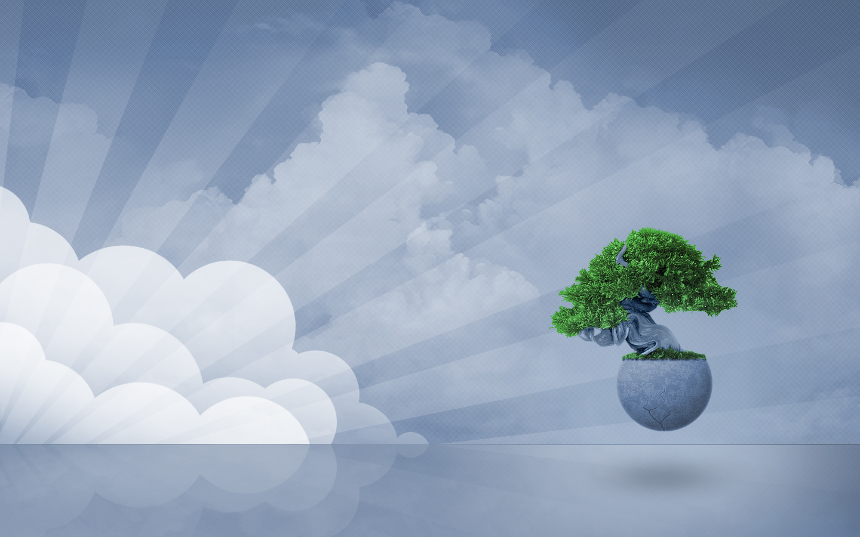 wallpaper: Zen Garden ...