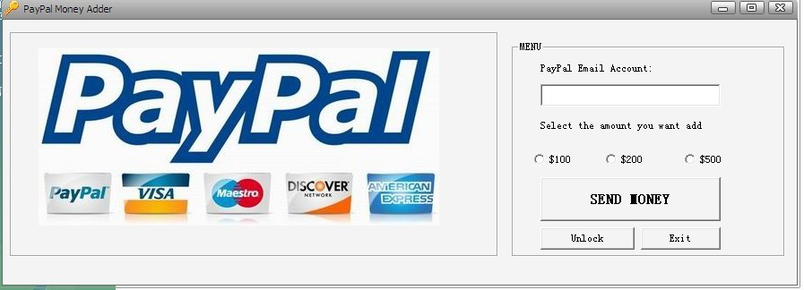 paypal money hack is a sophisticated program which look real simple after years of searching the internet finally it is now available to download