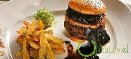 Rossini Burger di Hubert Keller's Burger Bar, Las Vegas