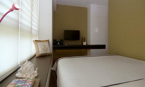 Phòng ngủ dịu dàng, trang nhã
