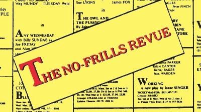 PFC: A NO-FRILLS REVUE
