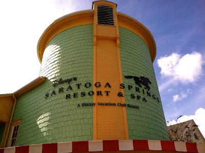 Disney Saratoa Springs Resort