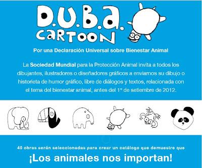 DUBACARTOON ANIMALES
