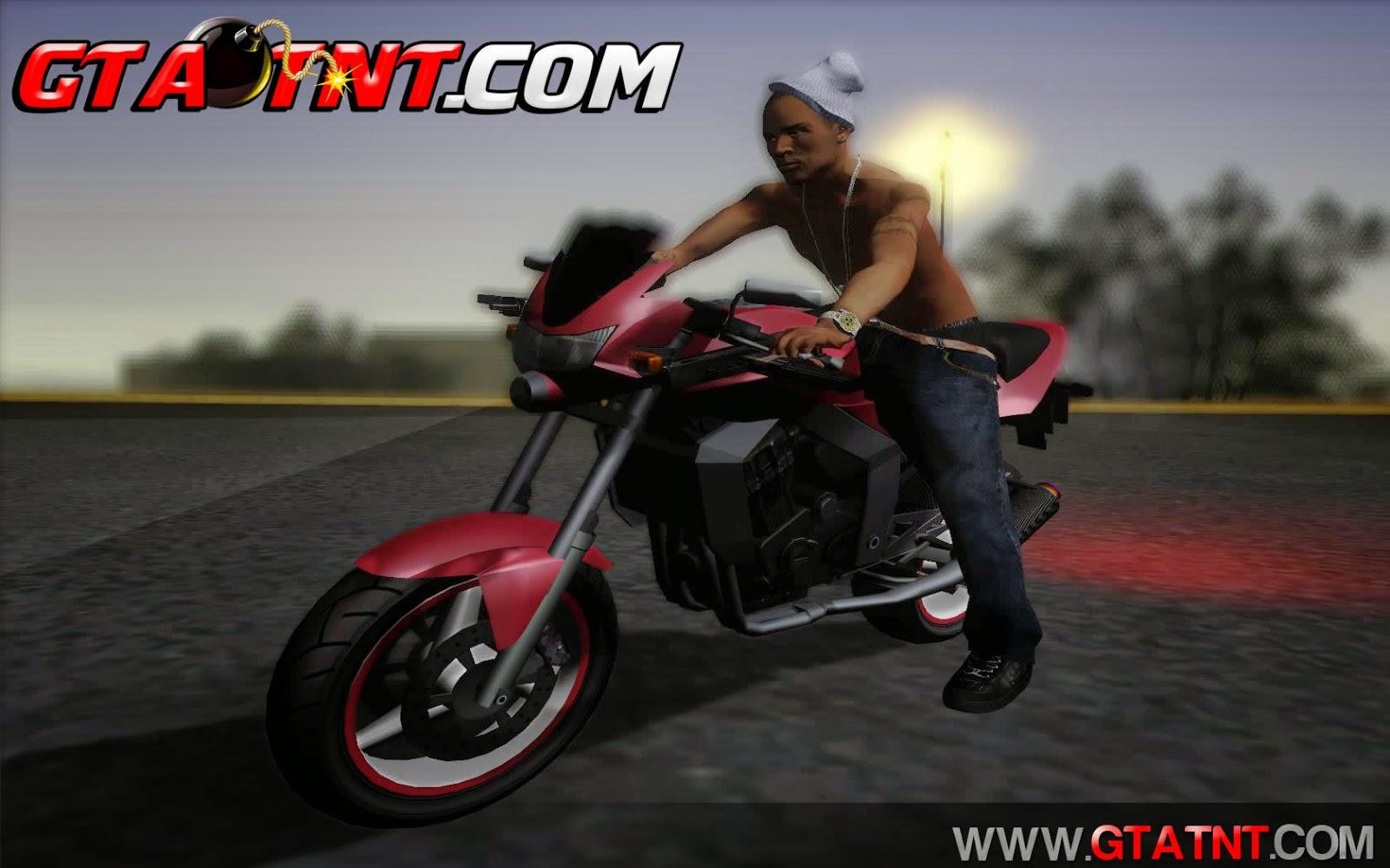 Vader Convertido do GTA V para GTA San Andreas