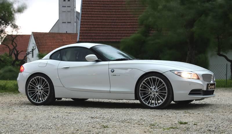 2010-BMW-Z4-Interior