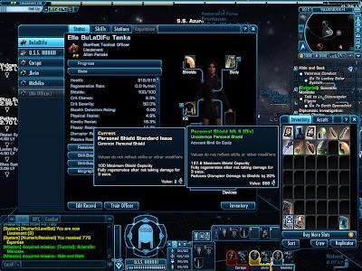 Star Trek Online - Personal Shields