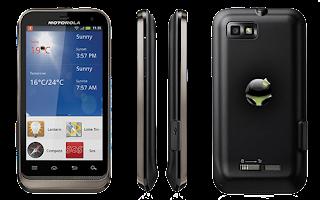Motorola Defy XT ~innotechive