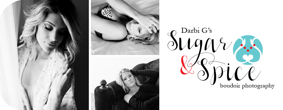 Kansas City Sugar & Spice Boudoir Photographer Darbi G. Photography-Sugar & Spice