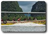 Private Phang Nga Bay tour via longtail boat with Easy Day Thailand