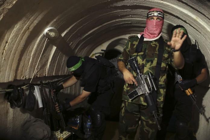 Israel Ledakkan Terowongan, Tujuh Pejuang Gaza Tewas