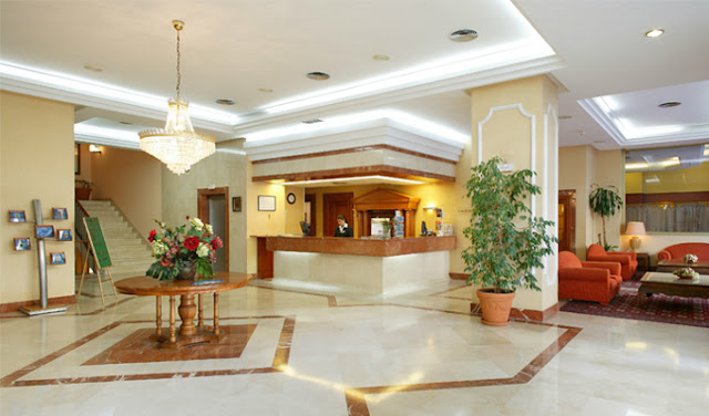 Hotel Monte Puertatierra en Cádiz