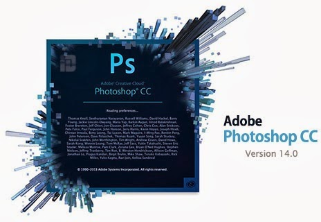 ������ ��������� Adobe Photoshop 2014